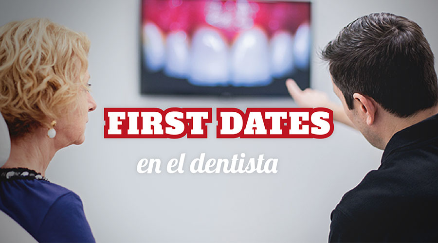 First Dates en el dentista