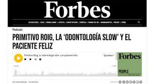 Primitivo Roig en la revista Forbes